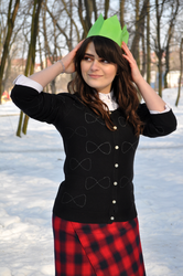 Clara Oswald cosplay 6 by L-Justine