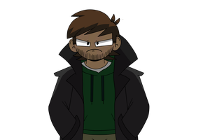 failed attempt to draw Future Edd by Squiddydraws