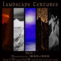 Landscape Textures Pack 1 by BFstock