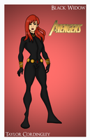 Black Widow - Heroic Age by Femmes-Fatales