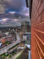 Sheffield Uni HDR by Sensei-Samurai