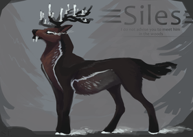 [CLOSED] Adopt Auction - SILES by Terriniss