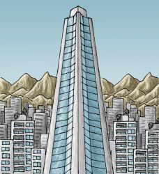 Trefoil Towers by LHS3020b