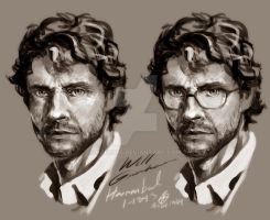 H : Will Graham by noei1984