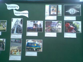 Student's Photo Corner by lesschaotic