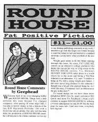 Round House 11 Page 1 by Geephead