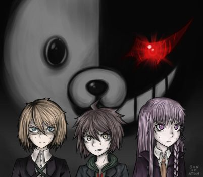 Danganronpa Trigger Happy Havoc - Fan Art by SonOfAtom101