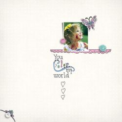 you color my world by SylviasScrapArt
