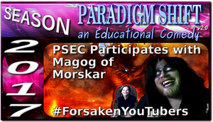 PSEC 2017 PSEC Participates with Magog of Morskar by paradigm-shifting