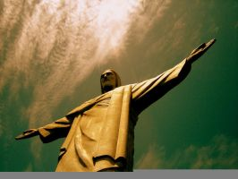 christ of rio by guilly210