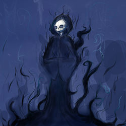 Halloween 2018: Cloaked in Shadows by NikaStryx