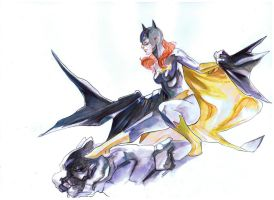 batgirl precommision by Peter-v-Nguyen
