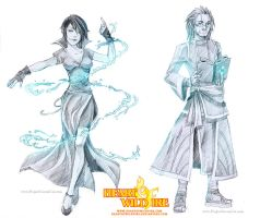 H.O.W. - Danelle and Elbery by RedRoninsVault