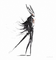 Cyborg Hollow Knight by scottcok