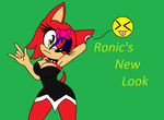 Ronic's new look by Zougethebat