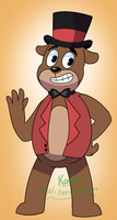 Fazbear And Friends - Freddy by Koili