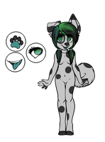 Anthro auction #3 {CLOSED} by SnarkyAdopts