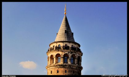 Galata Tower by BeYounique
