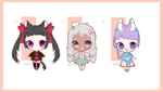 ADOPTS [#3] OPEN by r-amei