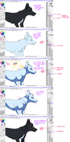 Nycket's basic/cel shading tutorial by Nycketful