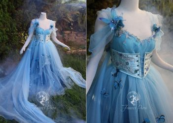 Misty Moon Bridal Gown by Firefly-Path