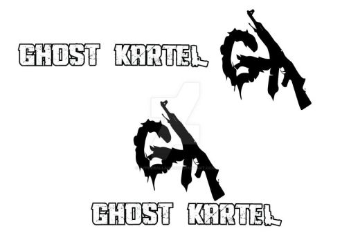 Final Ghost Kartel Logo(s) by cypherallah777