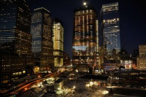 Ground Zero - NY - Manhattan by jog5