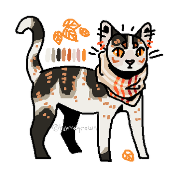 cat design (CLOSED) by homeqrown