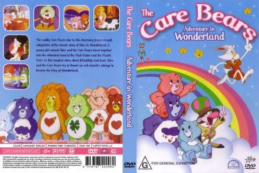 Care Bears by drachenfeuer981