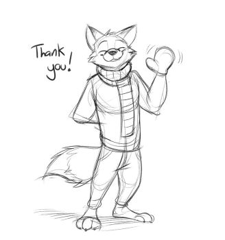 Thank You! by Temiree