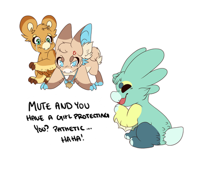Pathetic by Taeqii