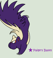 Stunky Handstand Base :REQUESTED: by Paige-the-unicorn