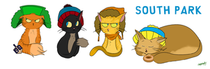 SP Cats by sugapiessofly