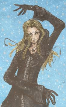 Take some Vexen. by SnowpirateRoy
