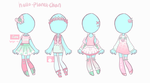 [outfit set] - ChibiOverKill by hello-planet-chan
