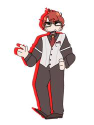 707s Party Outfit  by Eternaspirit263