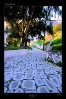Stone Road by jimeh