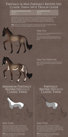 Part Restricted Classic Fawn Guide by TigressDesign