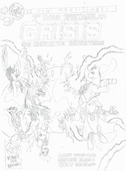 Crisis on Infinite Equestrias by AndroidAR