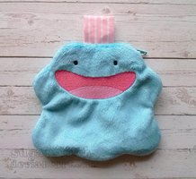 Pokemon: Shiny Ditto Zipper Pouch