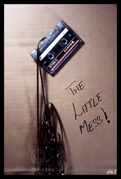The little mess.. by ahmedwkhan