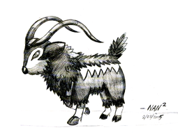 Gogoat and a Happy Chinese New Years