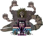 Kankuro with Puppets by jokerjester-campos