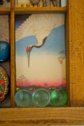 crane swooping on marble by shaladesigns