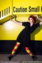Ruby Gloom - Caution Small by The-Cosplay-Scion