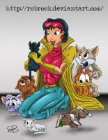 Jubilee's Many Cats by RCBrock