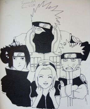 Team 7 by Kazaazz