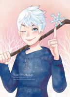 RotG-Jack Frost by amy30535