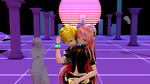 [MMD Video Link] Shape of You by TheCozyRomantic