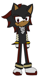 .:.my Shadow the Hedgehog 2.:. by zeba254